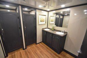 Upscale Restroom Trailer Rentals